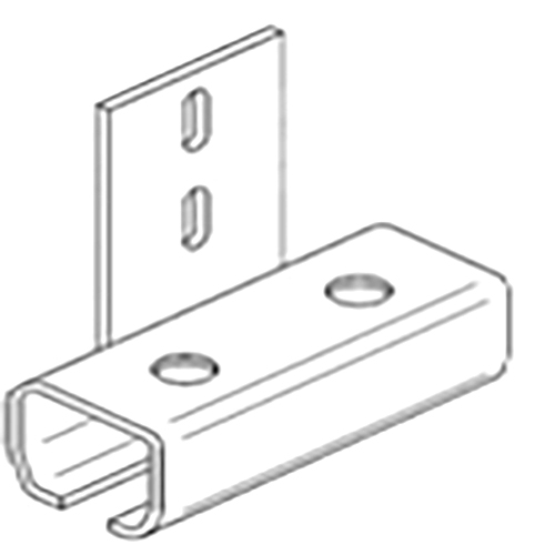 Wall Mount System (flange up)