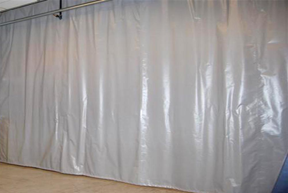 Stock Industrial Curtains