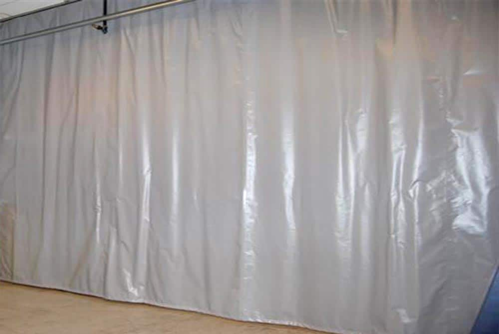 Industrial Curtain Walls Vinyl Wall Dividers Amp Partitions